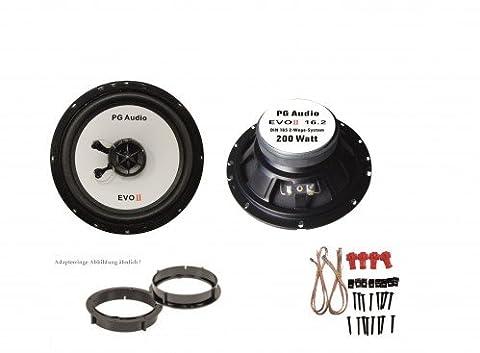 BMW série 3 e46 à partir de 1998, haut-parleurs et audio à l