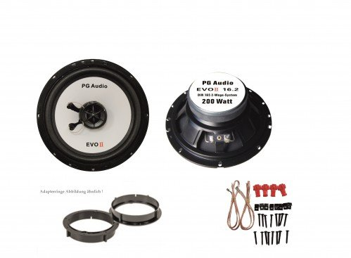 Suzuki Baleno, Grand Vitara, Vitara X90, Vitara V6, altoparlanti anteriori, PG Audio
