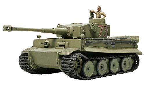 TAMIYA-Tiger I Nordafrika (1 Tiger 35 Tamiya)