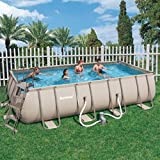 Bestway Power Steel Frame Pool 732 x 366 x 132 cm 56279