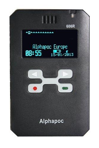 Alphapoc 606R G1 (167-174Mhz)