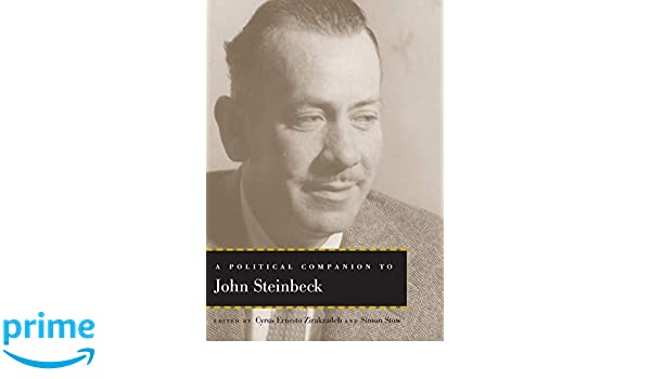 A Political Companion to John Steinbeck (Political Companions to Great American Authors)
