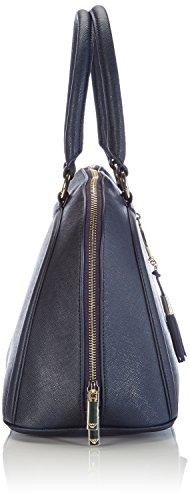 Armani Jeans Shoes & Bags De 0521YA3 - Borsa modello bowling Donna Blu (blue 5b)