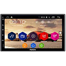 Panlelo PA09, 7 Pulgadas 2 DIN Head Unit Android 6.0 GPS Navegación Car Stereo Audio