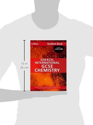 Collins Edexcel International GCSE - Edexcel International GCSE Chemistry Student Book