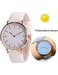 Amazon.es  cambia color  Relojes 3a77ebe529f0