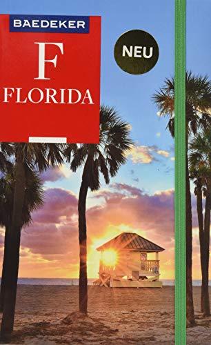 Baedeker Reiseführer Florida: mit praktischer Karte EASY ZIP (Palm Beach Karte)