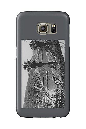 Avalon, CA - Santa Catalina Island Harbor (Galaxy S6 Cell Phone Case, Slim Barely There) - Avalon, Santa Catalina Island
