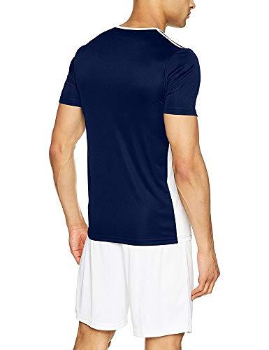 Zoom IMG-3 adidas entrada18 maglia uomo blu