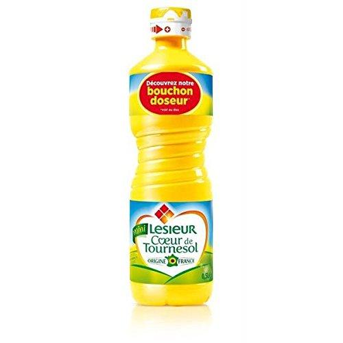 Olio di girasole Lesieur mini 50cl - ( Prezzo unitario ) - Lesieur huile de tournesol mini 50