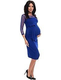 Vestidos para embarazadas modernos cortos