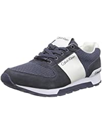 Calvin Klein Jeans Dusty Mesh/Washed Nubuck/Smoot, Sneakers Basses Homme