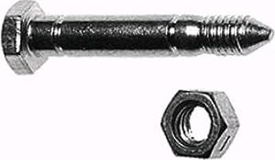 w.a.o. 916Scherstift Schneefräse Ariens (5Stück) für Ausführliche Beschreibung Siehe