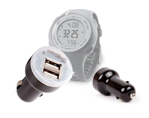 duragadget-in-car-2-port-travel-charger-for-garmin-forerunner-110-735xt-sports-watch