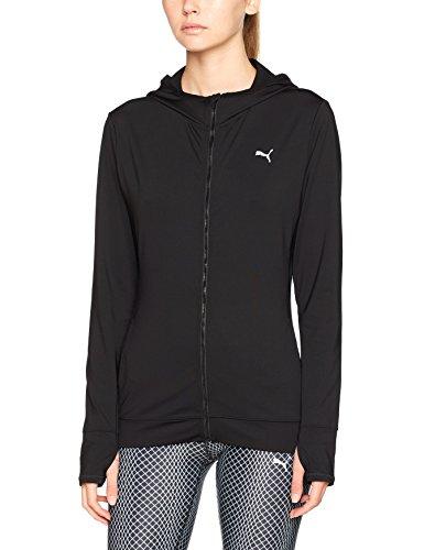 PUMA Erwachsene Essential Jacket Jacke, Black, L