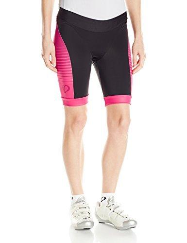 PEARL IZUMI Elite Inrcool Limited Tri-Shorts für Damen, Damen, Radiating Rouge Red, Medium - Pearl Izumi Elite Womens Short