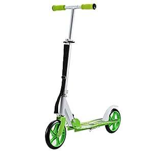 ancheer scooter roller tretroller cityroller klappbar. Black Bedroom Furniture Sets. Home Design Ideas