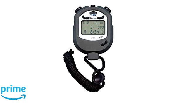 Vogel u elektrischen cronometro digital ip amazon
