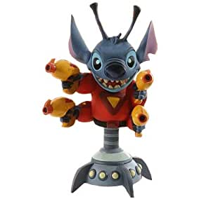 Sideshow Collectibles - Disney Classics Collection buste Stitch 18 cm