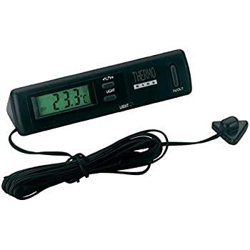 hr-imotion 10110101 digitales Thermometer für Innen- und