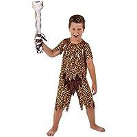 World of costumes - Cavernícola Disfraz, L (Rubie's Spain S8459-L)