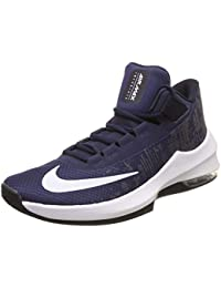 newest ee784 4fc2b Nike Men s Air Max Infuriate 2 Mid Basketball Shoes