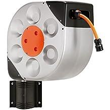 Dispensador Pared Claber Rool up automático 20m rembobinage automático pata de fijación de alta resistencia