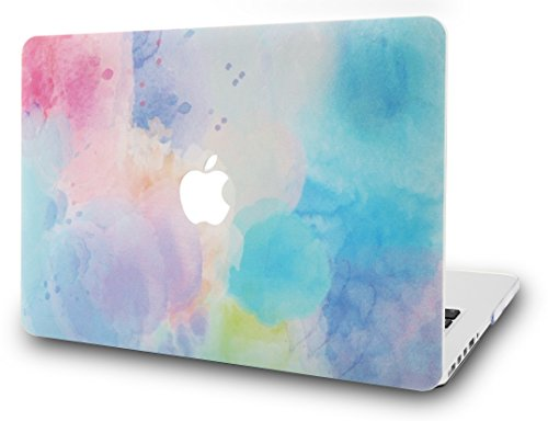 Book Air 11 Zoll Case Cover MacBook Air 11.6 Hülle {A1465/A1370} (Regenbogen Nebel 2) ()