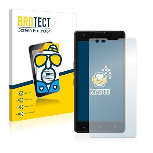 BROTECT Entspiegelungs-Schutzfolie kompatibel mit Medion Life E5020 (MD 99616) (2 Stück) - Anti-Reflex, Matt
