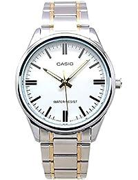Casio Reloj con movimiento japonés MTP+V005SG.7A  40 mm