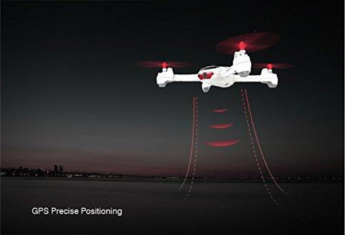 Hubsan H502E X4 Desire Pro Quadrocopter 5.8 Ghz Drohne mit 720P HD Kamera RTH-Funktion und Altitude-Hold Modus - 6
