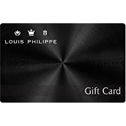 Louis Philippe Gift Card - Rs.1000