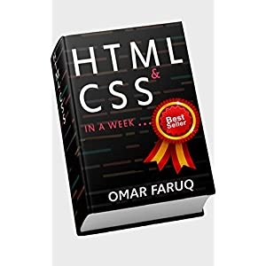 HTML & CSS  (A to Z) : Complete Guide of Web Design to Learn in a Week -Mega Pack
