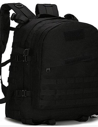 ZQ 25L L Tourenrucksäcke/Rucksack Camping & Wandern / Klettern Draußen / Leistung Feuchtigkeitsundurchlässig / tragbar / MultifunktionsGrün mud color