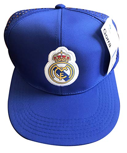 Real Madrid Flat Cap