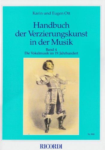 Handbuch der Verzierungskunst in der Mus...