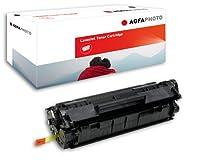 Agfaphoto APTHP12XE Copy and Laser Printer Catridges for HP Laserjet 1010 Q2612A XXL/Canon 703