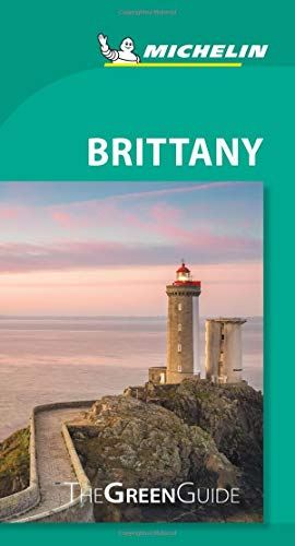 Brittany - Michelin Green Guide: The Green Guide (Michelin Tourist Guides)