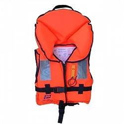 Plastimo Rettungsweste–Typhoon 100N, Farbe Orange, Größe 20–30kg