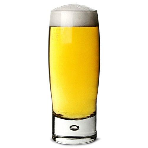 DUROBOR Verre à Cocktail Bubble Transparent 290 ML