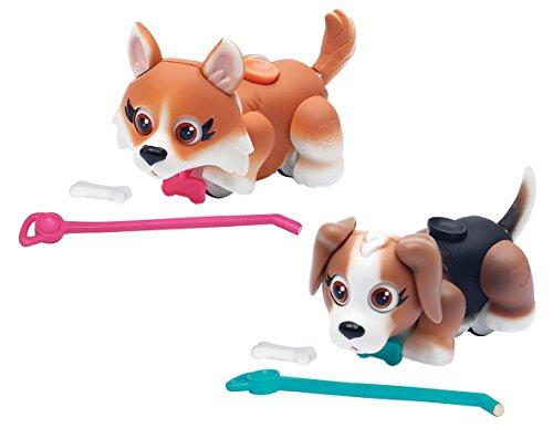 Pet Parade - Ptd018 - blister 2 Mascotas - Perros - Corgi / Beagle