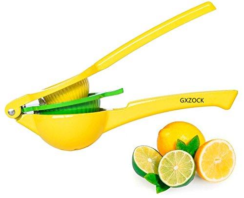 Preisvergleich Produktbild GXZOCK Premium-Zitronen-Zitronenpresse Mit Premium-Qualität - Manuelle Zitruspresse Saftpresse