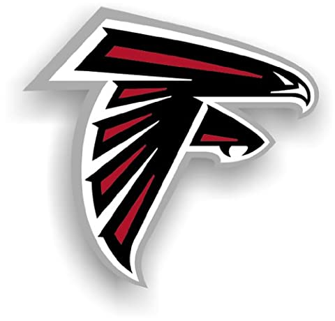 Fremont Die 98790 Atlanta Falcons- 12 in. Vinyl