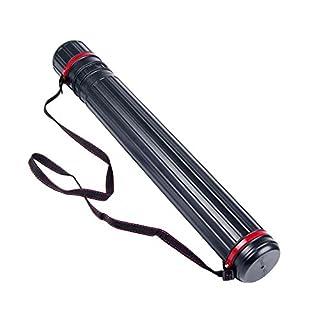 Ocamo Arrow Quiver Tube Waterproof Arrow Case Portable Outdoor Adjustable Telescopic Arrow Carrier Archery Accessories