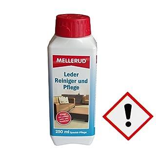 Mellerud Spezialreiniger Leder Reiniger und Pflege 250ml Kunstleder Möbel Pflege