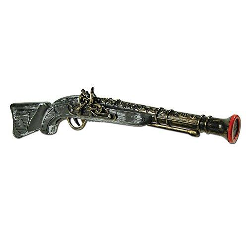 Bristol Novelty ba1097lang Piraten Pistole für Fancy Kleid, One Size
