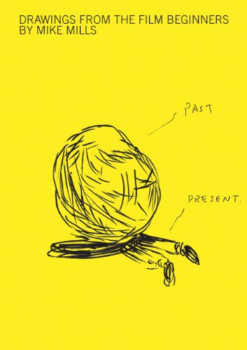 Drawings from the film beginners by Mike Mills