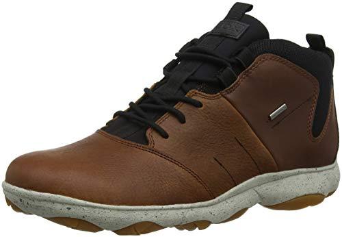 a7436c91e73de6 ... Mens Lace Up Shoes Black. Comments. Geox U Nebula 4 X 4 B ABX A, Bottes  Chukka Homme, Marron (