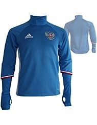 Rusia RFU Entrenamiento Top Sudadera Adidas 2016(M)