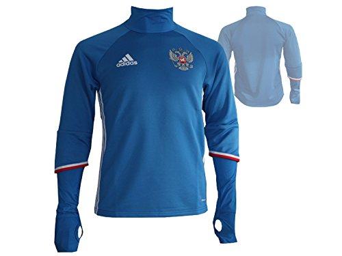 Russland Training Top - blau 2016 2017 - D2 (42)